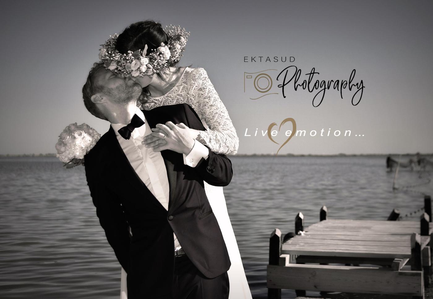 Ektasud Photo | Photographe mariage Montpellier